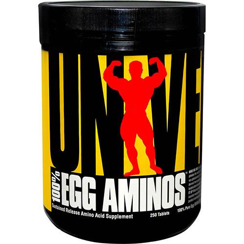 Аминокислоты UNIVERSAL 100% EGG AMINOS 250 таб.