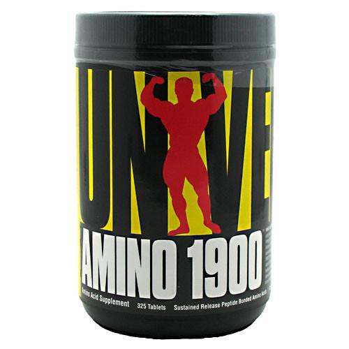 Аминокислоты UNIVERSAL AMINO 1900, 300 TAB.