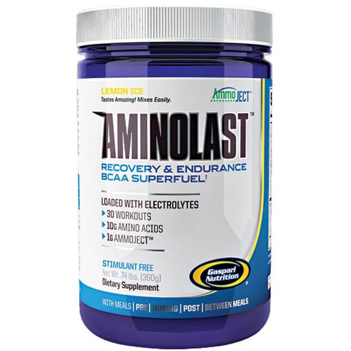 Аминокислоты GASPARI AMINOLAST  420 гр.