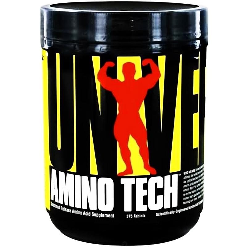 Аминокислоты UNIVERSAL AMINOTECH  375 таб.