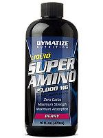 Аминокислоты Super Amino 23000, liquid 473 ml.