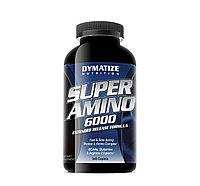 Аминокислоты Super Amino 6000, 345 tab.