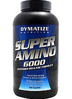 Аминокислоты Super Amino 6000, 500 tab.