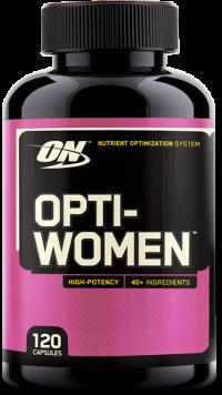 Витаминно-минеральный комплекс Opti - Women, 120 caps.