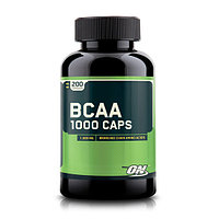 Аминокислотный комплекс BCAA 1000, 200 caps.