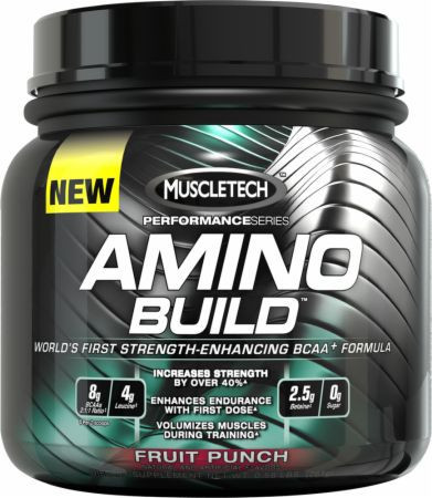BCAA /Энергия Amino Build Performance Series, 270 gr.