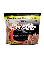 Гейнер 10%-20% Muscle Tech100% Premium Mass Gainer, 12 lbs.