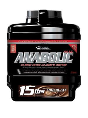 Гейнер 10%-20% Anabolic Peak Gainer, 15 lbs.