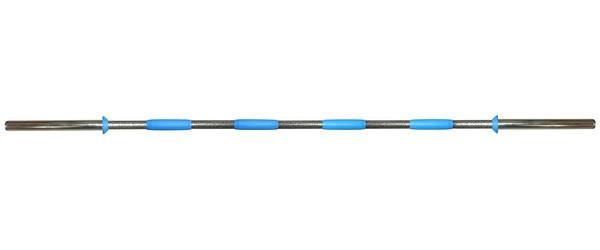 Гриф прямой 180 см (синий)
