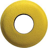 Bluestar Extra Small Round наглазник замша, желтый