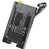 Dedolight DLOBML-PBC1 батарейная площадка для Ledzilla 2 под аккумуляторы Canon LP-E6