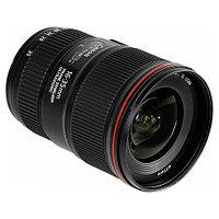 Canon EF 16-35mm F/4 L IS USM объектив широкоугольный, профессиональный, фото 1