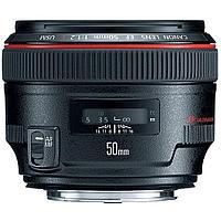 Canon EF 50 F/1,2 L USM объектив фикс, профессиональный, фото 1
