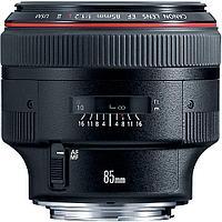 Canon EF 85MM F/1,2 L II USM объектив фиксовый, профессиональный, фото 1