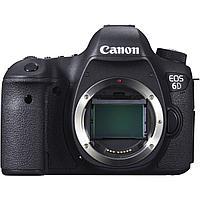 Canon EOS 6D BODY фотоаппарат зеркальный с GPS + Wi-Fi, фото 1