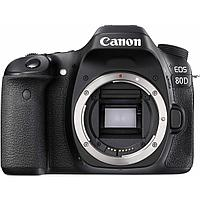 Canon EOS 80D body цифровой зеркальный фотоаппарат, фото 1