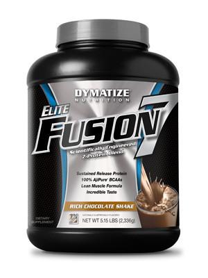 Протеин / многокомпонентный Elite Fusion 7, 4 lbs.