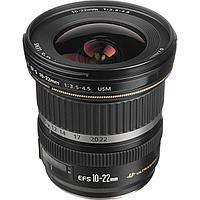 Canon EF-S 10-22mm f/3.5-4.5 USM, фото 1