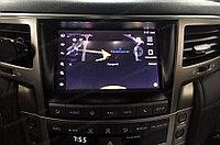 Lexus LX 570 NT3305 навигационный блок android, фото 1