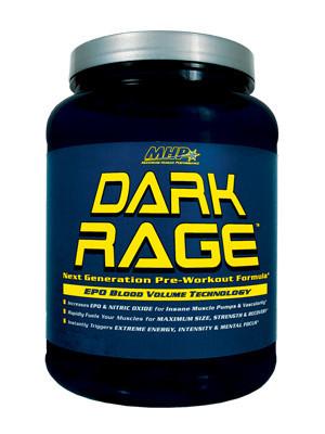 Энергетик / N.O. Dark Rage, 2 lbs.