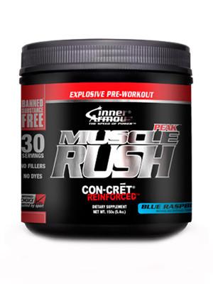 Энергетик / N.O. Muscle Rush, w / CON CRET, 150 gr.