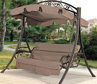 Качеля-садовая Swing 3х местная