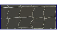 Сетка шестигранная для мини футбольных ворот нить D=5 мм (3х2 м) SMF6532
