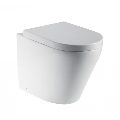 Унитаз (чаша) Bel Bagno Genius подвесной BB541CH