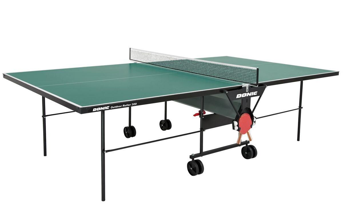Стол теннисный Outdoor Roller Donic
