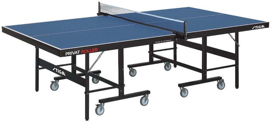 Стол теннисный Privat Roller CS 718005 Stiga