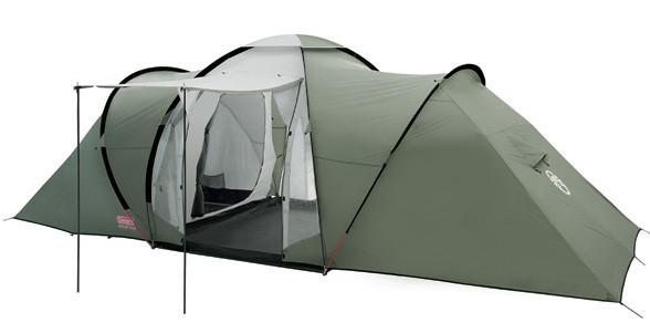 """Палатка """"Coleman"""" Мод. RIDGELINE 6 PLUS (35086)"""