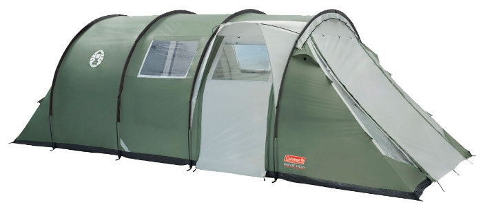 """Палатка """"Coleman"""" Мод. COASTLINE 6 DELUXE (35040)"""