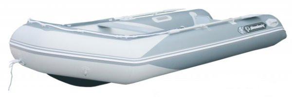 Надувная транцевая лодка Allroundmarin AS 380S