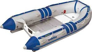 Надувная транцевая лодка LODE STAR NS 330 W