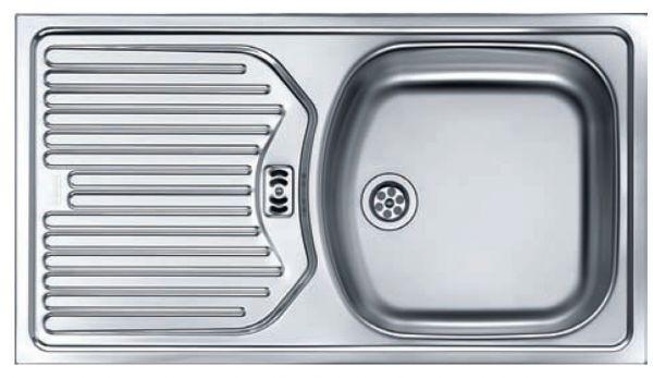 Кухонная мойка Franke ETN 614 (101.0060.162)