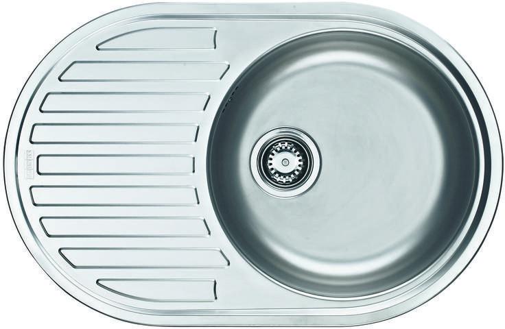 Кухонная мойка Franke PMN 611 (101.0009.496)