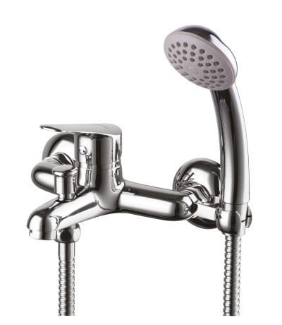 Смеситель Lemark для ванны с монолитным изливом – LM6552C Серия PARTNER.