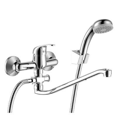 """Смеситель для ванны """"Rossinka"""" Y35-35"""