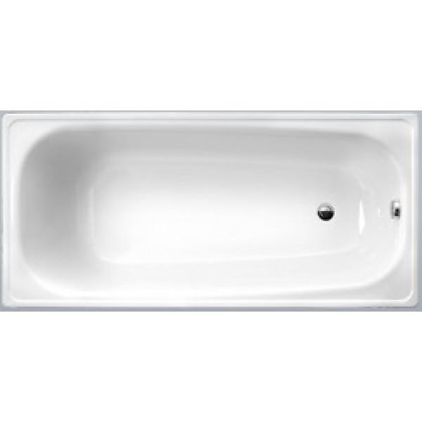 Ванна стальная эмалированная WHITE WAVE Classic L - 1500х750