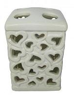 Стакан Fixsen Hapy A211-W-2 для зубных щеток