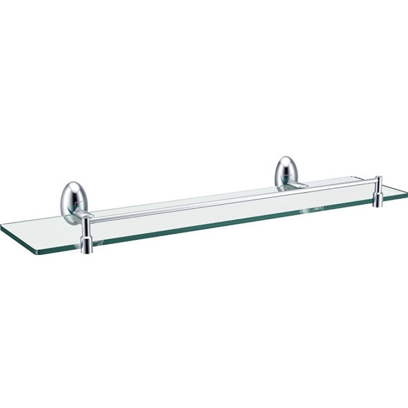 Полка Fixsen Briz GR-3003 стеклянная 52 см