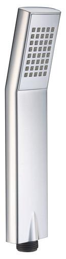Лейка душевая Lemark UNIT 1-функциональная, хром
