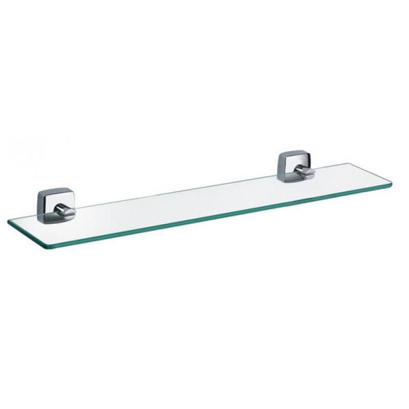 Полка стеклянная Fixsen Kvadro FX-61303