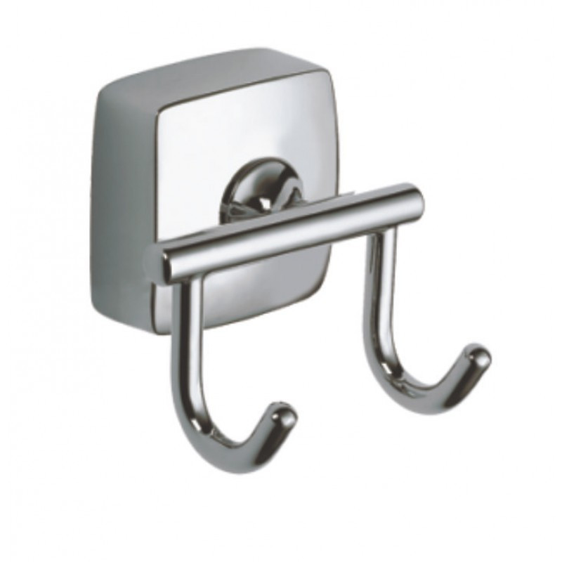 Крючок Fixsen Kvadro FX-61305B двойной