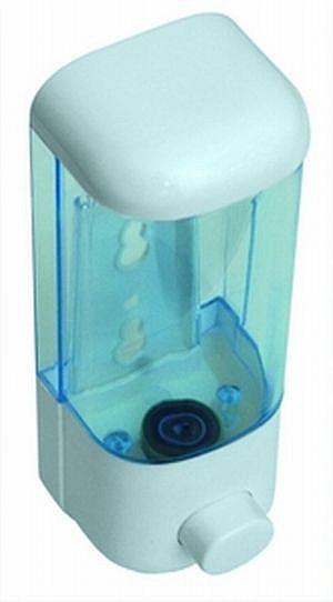 Дозатор для жидкого мыла Аквалиния белый 201W