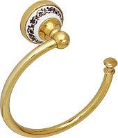 Полотенцедержатель Fixsen Bogema Gold FX-78511G кольцо
