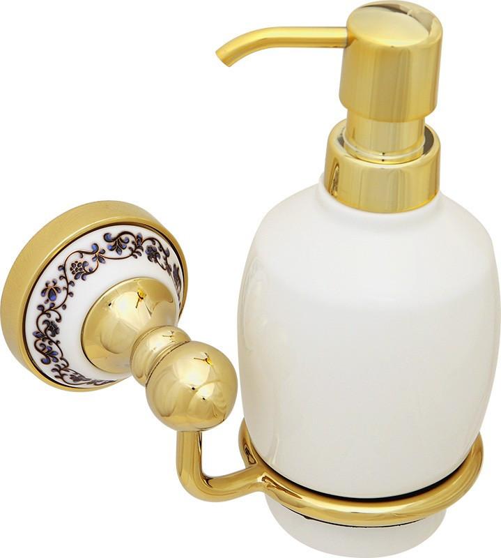 Дозатор жидкого мыла Fixsen Bogema Gold FX-78512G