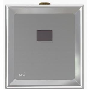 Автоматическое устройство смыва для писсуара 12V (работает от сети) хром пластик ASP4