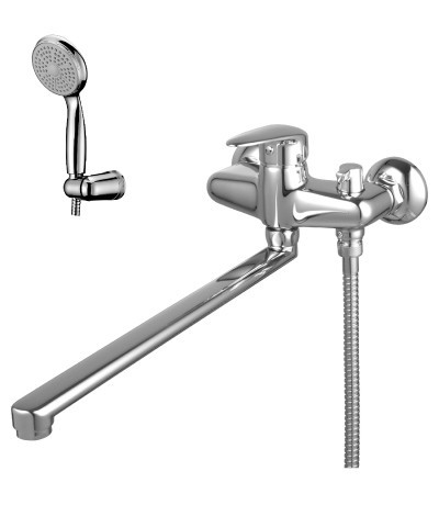 Смеситель Lemark Pramen LM3317C для ванны и душа