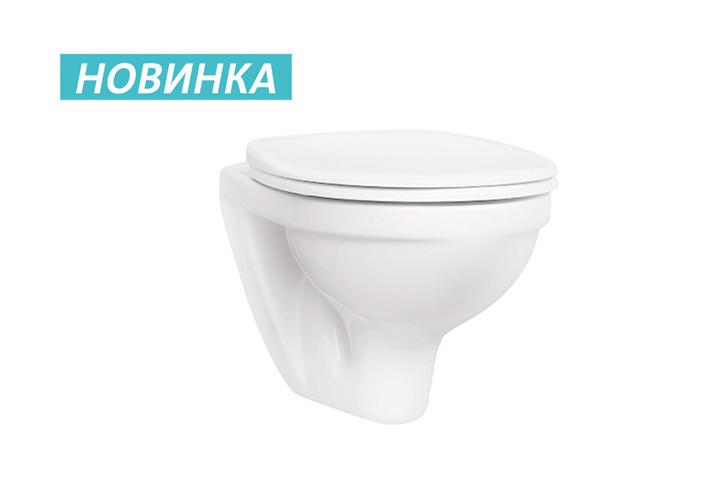 Подвесной унитаз Santek Бореаль (косой) (1.WH30.1.977)